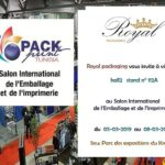 Participation au salon PACK PRINT